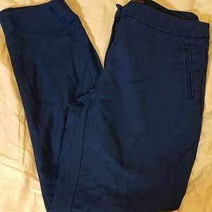 Adrianna Papell Royal Blue Pants